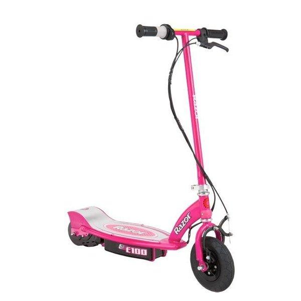 Razor Step Razor electric E100 roze