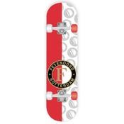 Skateboard Osprey rood feyenoord 79 cm/ABEC7