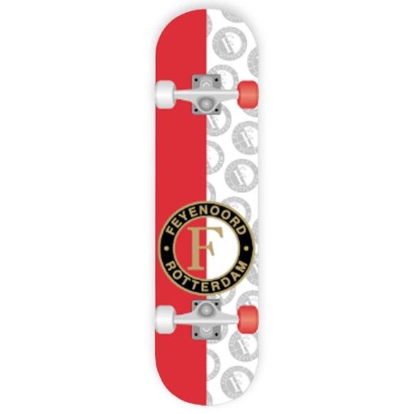 Feyenoord Rotterdam Skateboard Osprey rood feyenoord 79 cm/ABEC7