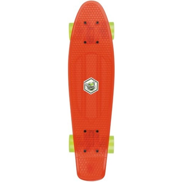 Osprey Skateboard Osprey single Retro Red 57 cm/ABEC5