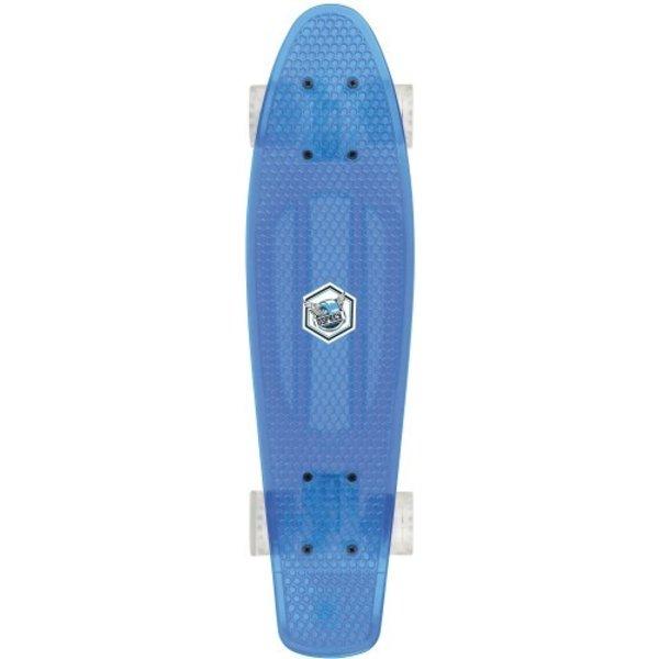Osprey Skateboard Osprey single Retro Blue 57 cm/ABEC5