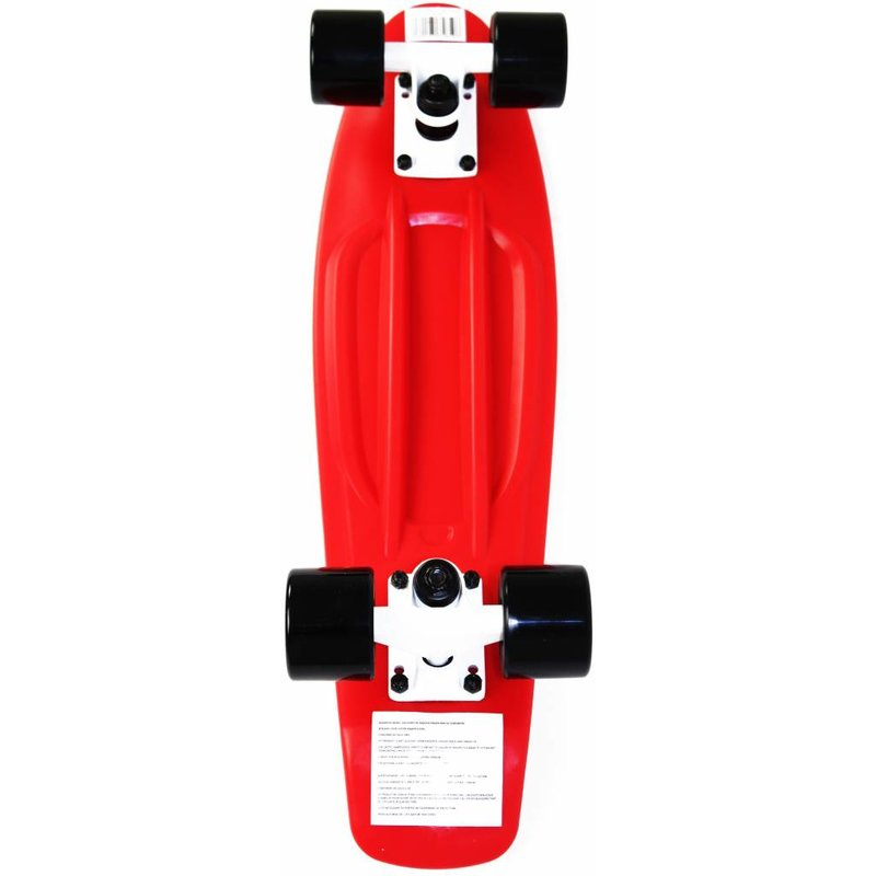 Move Skateboard Candy Move: Red 76 cm/ABEC7