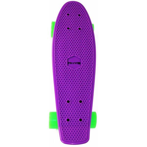 Move Skateboard Candy Move: Purple 76 cm/ABEC7