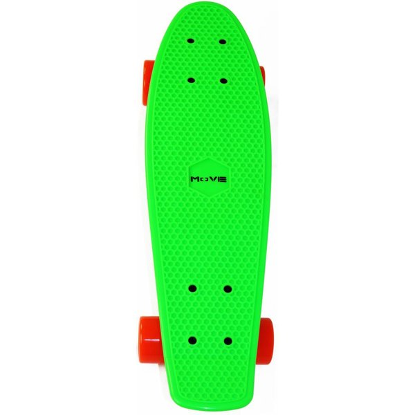Move Skateboard Candy Move: Green 76 cm/ABEC7