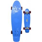 Skateboard Cool Shoe single: Retro Blue 69 cm/ABEC7