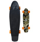 Coolshoe Skateboard Cool Shoe single: Retro Desert 69 cm/ABEC7