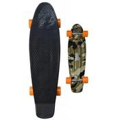 Skateboard Cool Shoe single: Retro Desert 69 cm/ABEC7
