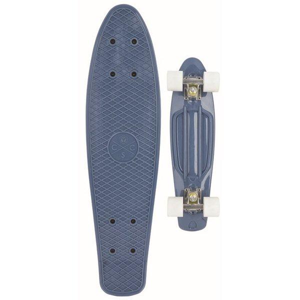 Coolshoe Skateboard Cool Shoe single: Retro Denim 57 cm/ABEC7