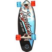 Skateboard Krypto cruiser: Stars Blue 58 cm/ABEC7