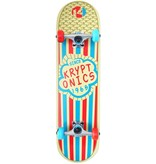 Krypto Skateboard Star Krypto: Popcorn 79 cm/ABEC5