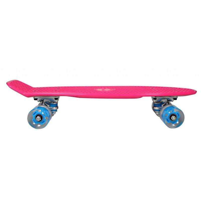Move Skateboard Vintage Move: Pink 57 cm/ABEC7