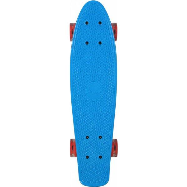 Move Skateboard Vintage Move: Blue 57 cm/ABEC7