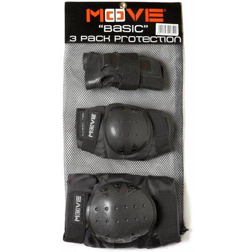 Move Beschermset Move junior zwart