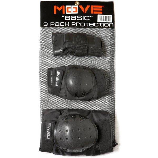 Move Beschermset Move junior zwart (2600000)