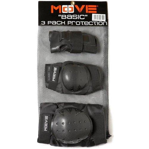 Move Beschermset Move senior zwart