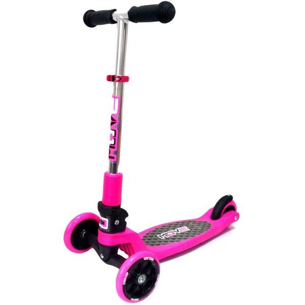 Move Step Move kids: Tinyturn 3-wheel roze