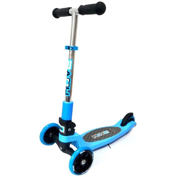 Move Step Move kids: Tinyturn 3-wheel blauw