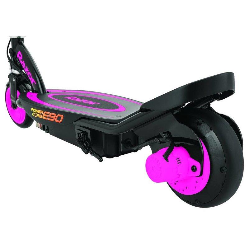 Razor Step Razor electric: Power Core E90 roze