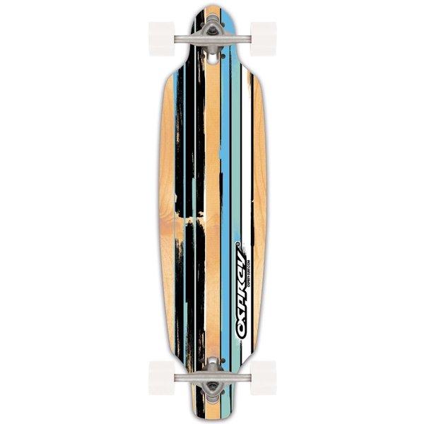 Osprey Longboard Osprey twin Flint Blue 99 cm/ABEC7
