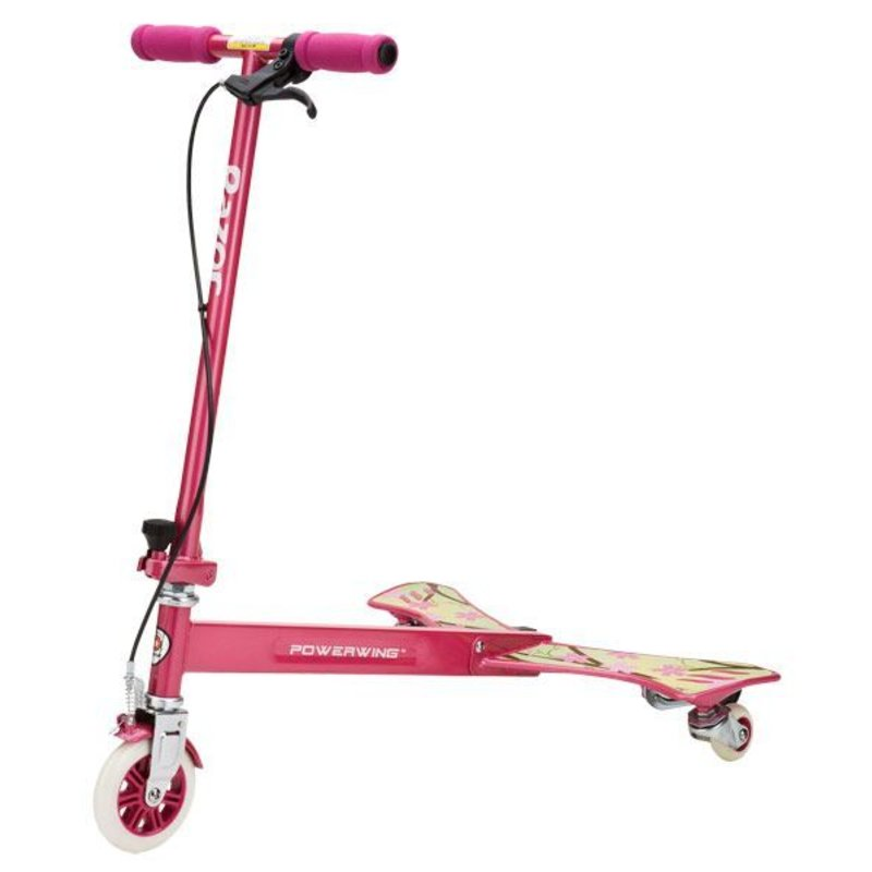 Step Razor kids: Powerwing roze