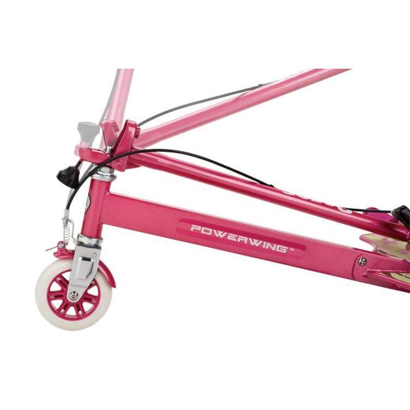 Razor Step Razor kids: Powerwing roze