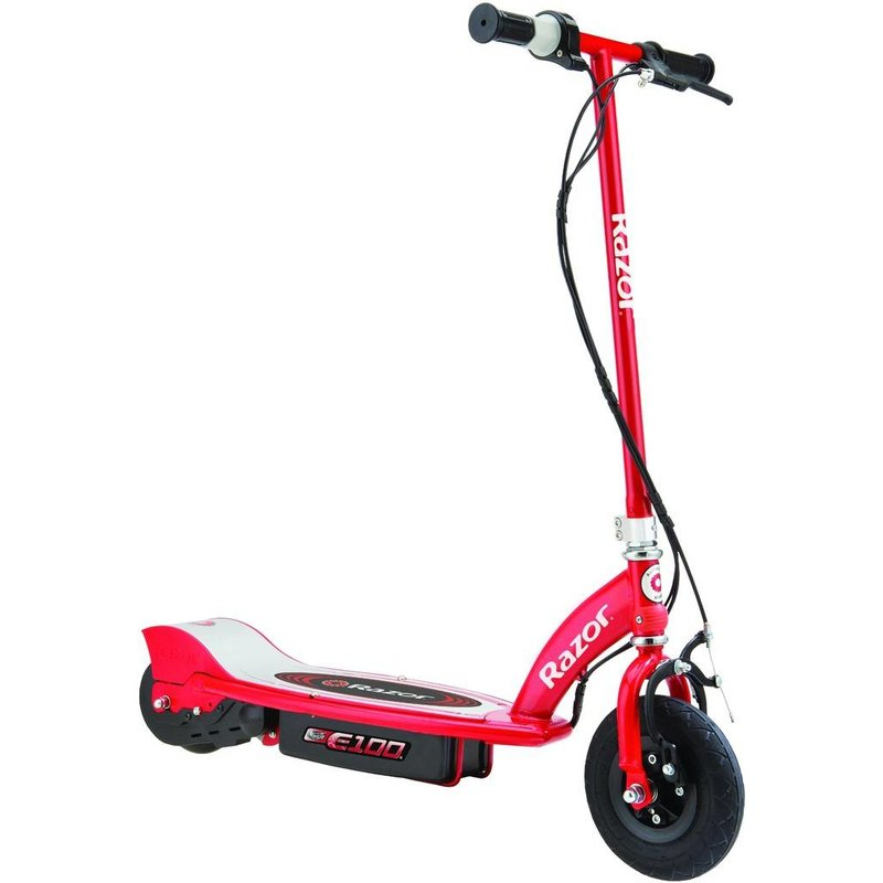 Step Razor electric E100 rood