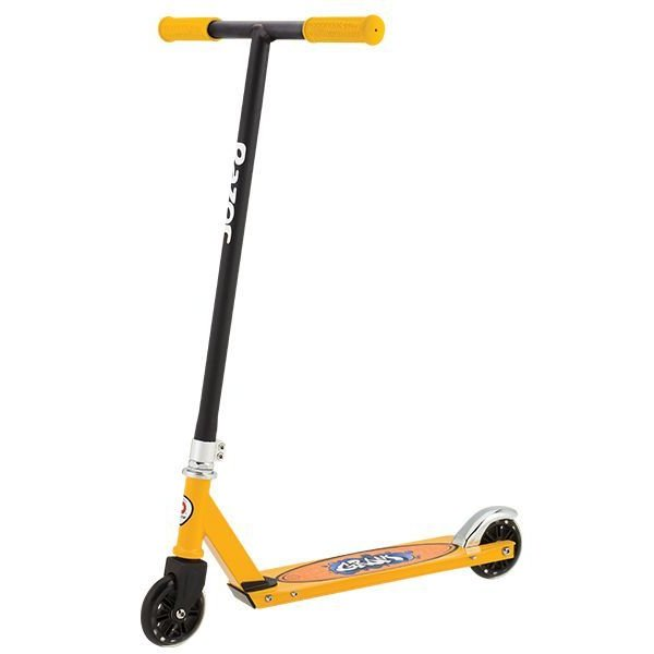 Razor Step Razor stunt entry Grom Yellow/Black