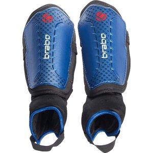 Brabo scheenbeschermers F4 blauw JR