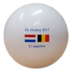 Hockeyspullen.nl 144 Bedrukte Hockeyballen Training (laserprint)