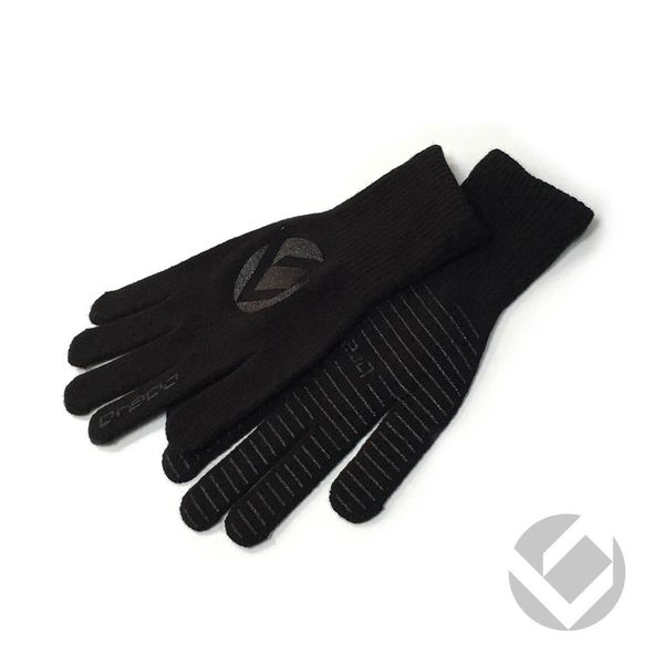 Wintergloves Bk/Bk JUNIOR/TEEN/SENIOR