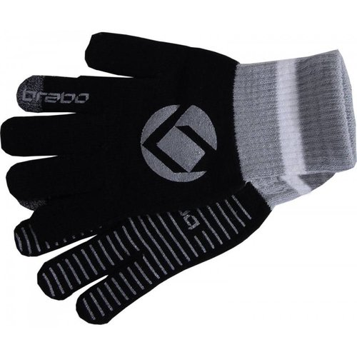 Brabo Wintergloves SMART Black JUNIOR/TEEN/SENIOR