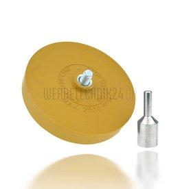 Folienradierer inkl. Adapter