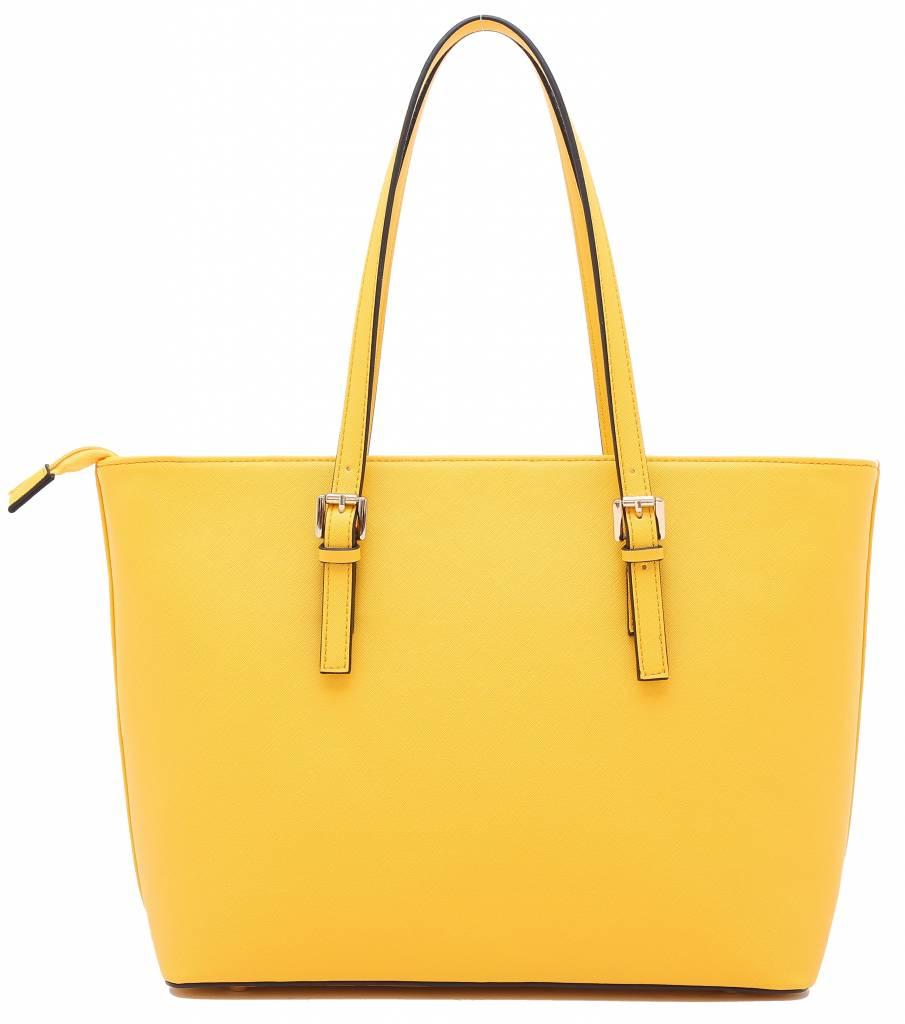 Shopper Beverly Sonnengelb