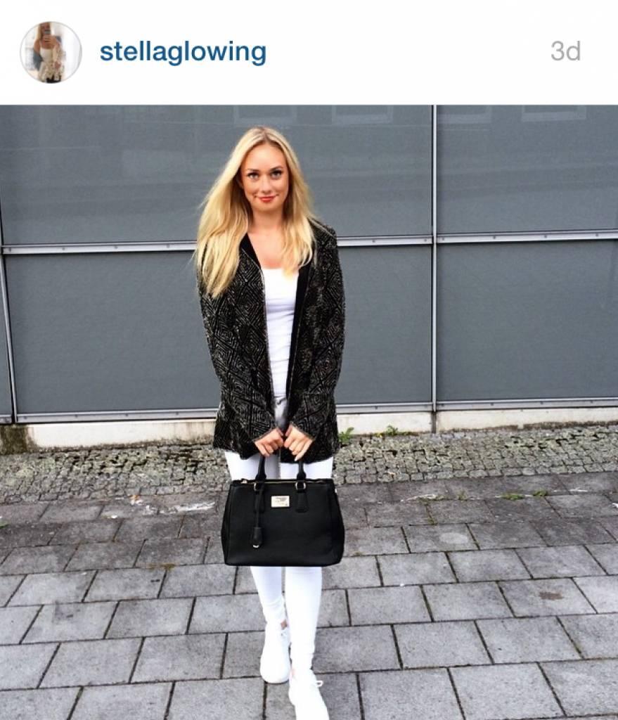 Handbag Victoria Black