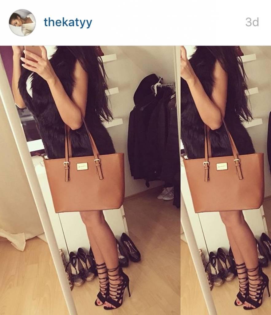 Shopper Beverly Teakbrown
