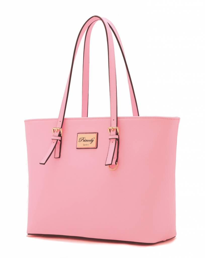 Shopper Beverly Mandelblüten Rosa