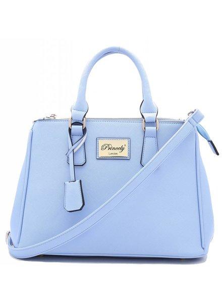 Handtasche Victoria Himmelblau