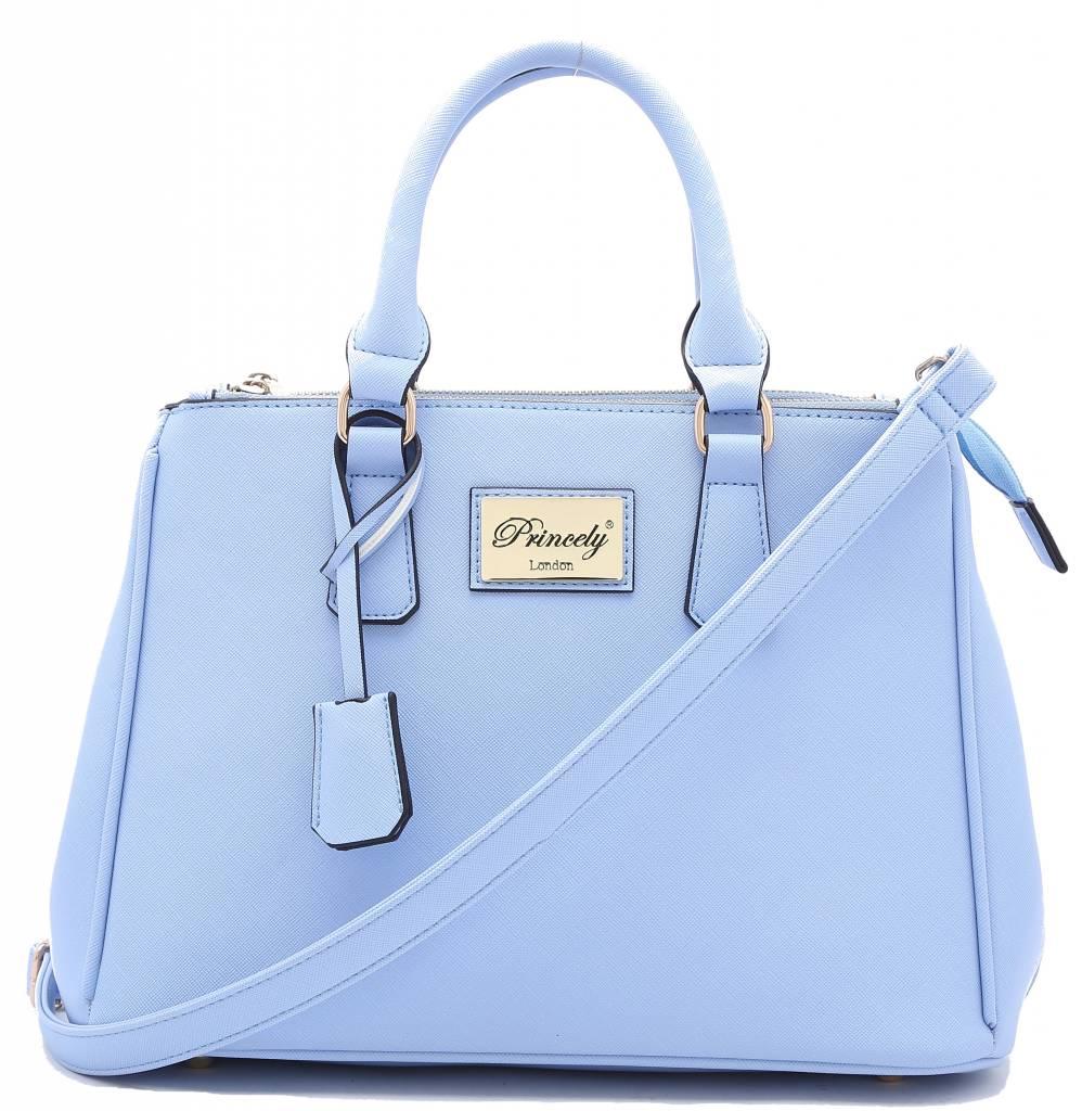 Handbag Victoria Skyblue