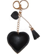 "Keychain ""Love"" - Black"