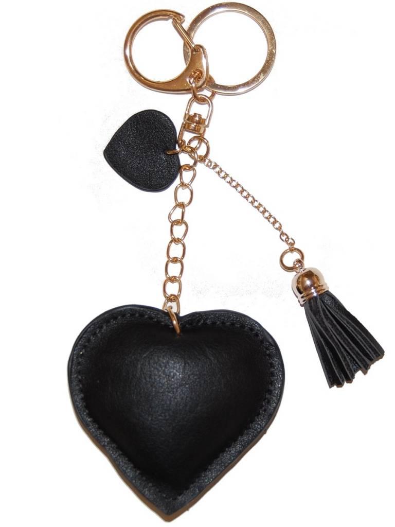 "Keychain ""Love"" - Black"