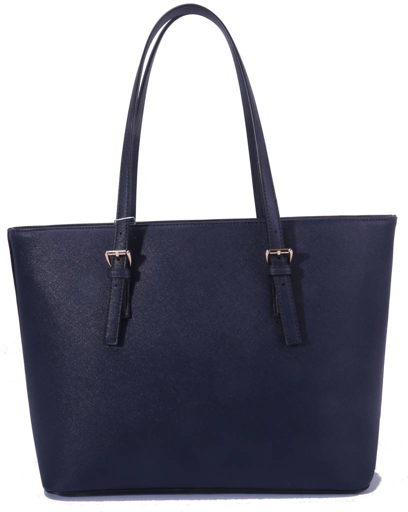 Shopper Beverly Marineblau