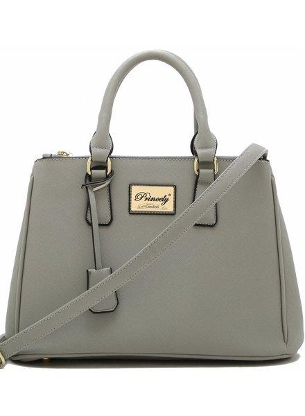 Handbag Victoria Chalk Grey
