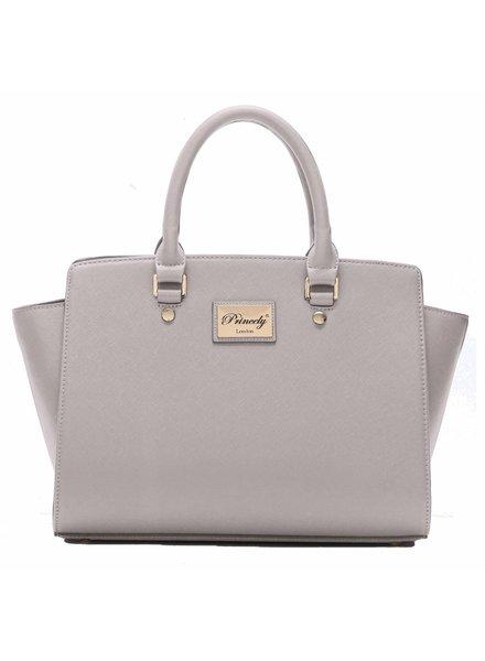 Handtasche Katy Kreidegrau