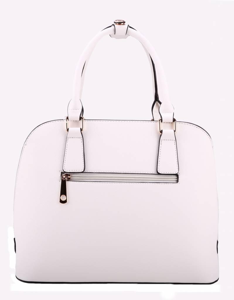 Handtasche Selena Schnee Weiß