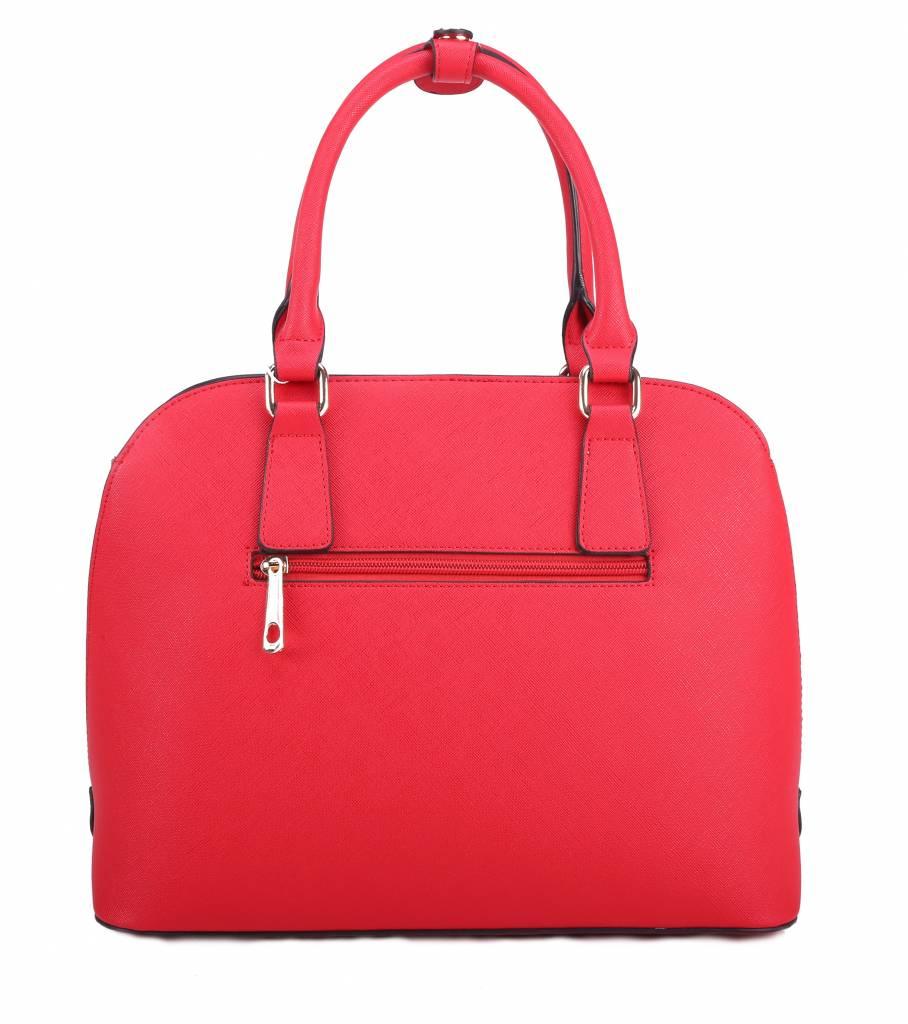 Handbag Selena Red