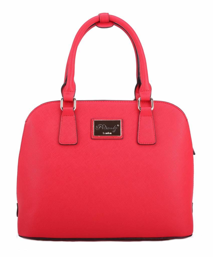Handtasche Selena Rot