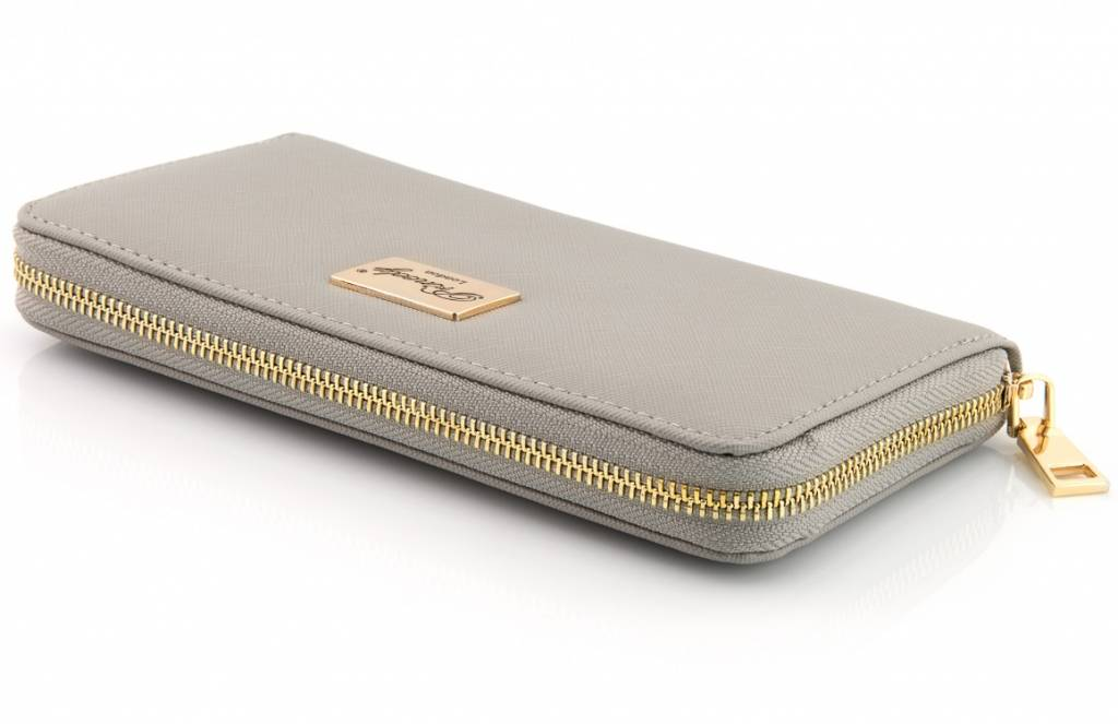 Wallet Sara chalkgrey
