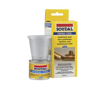 Soudal steel 125 ml