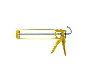 Licht skeletpistool SOUDAL geel