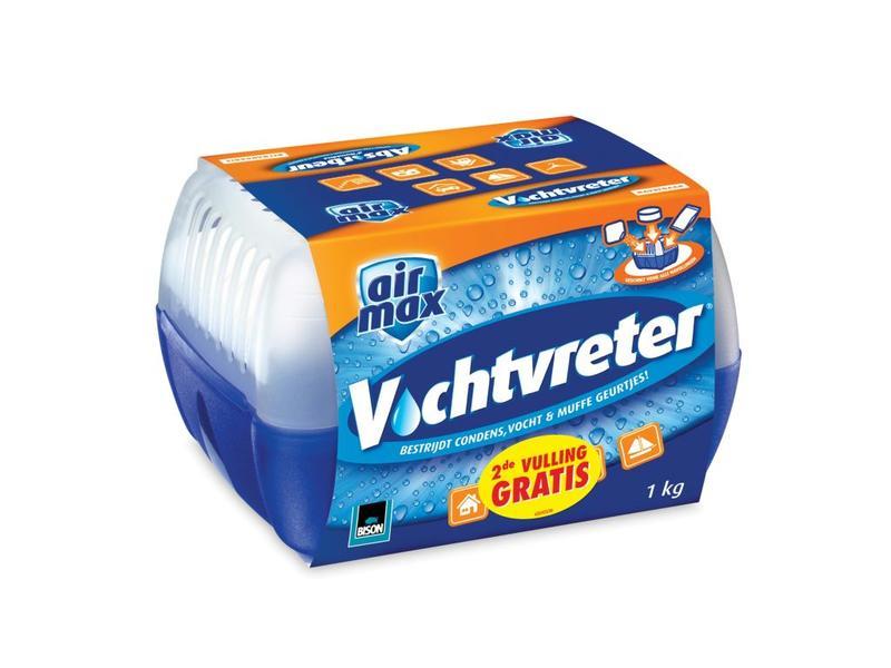 Bison AIRMAX VOCHTVRETER® APPARATEN  1 kg